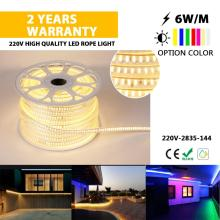 Project quality Outdoor LED Rope light strip light