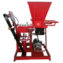 Hydraulische gepresste Konstruktion Hydraform Block Ziegel Maschinenanlage