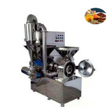 Multifunction Very Effective Cryogenic Grinding Mill For Spice Superfine Pulverizer For Powder Machinery