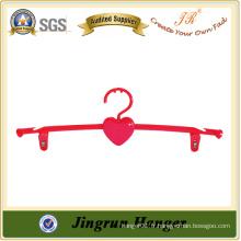 Cinturon flip flops en plastique coloré Fuxia