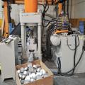 Aluminum Chips Shavings Turnings Hydraulic Briquette Machine