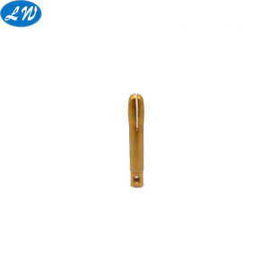 CNC Machining Metal Brass Bolt