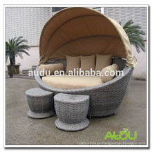 King Size Rattan Round-Bed-On-Sale