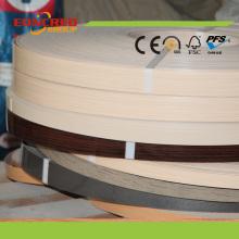 PVC-Holz-Korn-Kanten-Banding für Schrank und Möbel