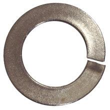 Rondelle en acier inoxydable 304 de haute précision plaquée en zinc fabriquée en Chine