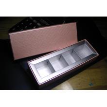 Boîte de chocolat de carton de catégorie comestible de papier