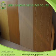 Contreplaqué de panneau de bloc de mélamine de la catégorie 15-19mm E0 pour des meubles