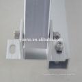 Supports d'énergie solaire de haute qualité Supports solaires de panneau de toit plat