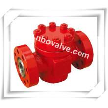 API 6A Pr1 / Pr2 Válvula de retenção de campo petrolífero de alta pressão (G47H)