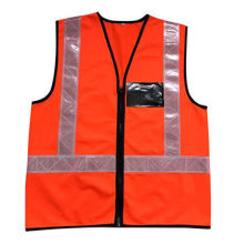 Conforms to En ISO 20471 Safety Vest