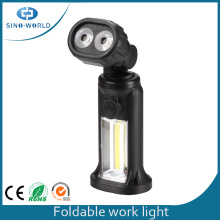 3W COB Rotatable LED Work Light