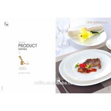 Neuer Entwurf Hochzeits-Verpflegungs-Platten-Großverkauf