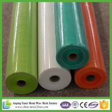C-Tipo de vidro e materiais de parede Application Roofing Fiberglass Mesh