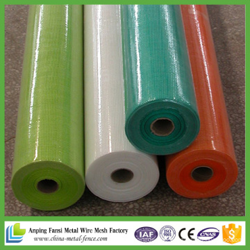 Maufacturer Wholesale Cheap Colored Fiberglass Mesh Cloth