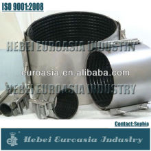 Stainless Steel Repair Clamp for Oil Pipeline