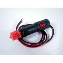 Car Cigarette Cigar Lighter 12V DC Connection Lead Adapter/Power Plug