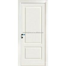 Schwingen Sie weiße Primd Carving MDF Holztür, Innentüren