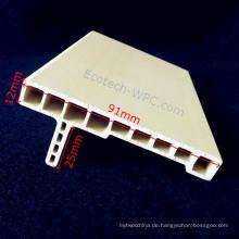 At-9112 E Style WPC Türrahmen Matched Architrave WPC Tür Architrave