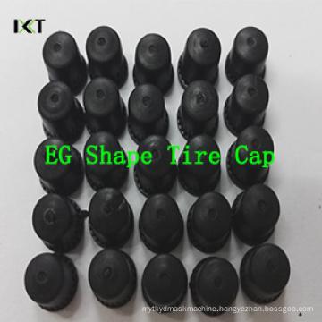 Universal Car Wheel Tire Valves Cap Eg Shape Kxt-Eg01