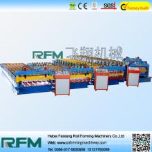 Máquina de fabricação de azulejos Full-Automatic FX