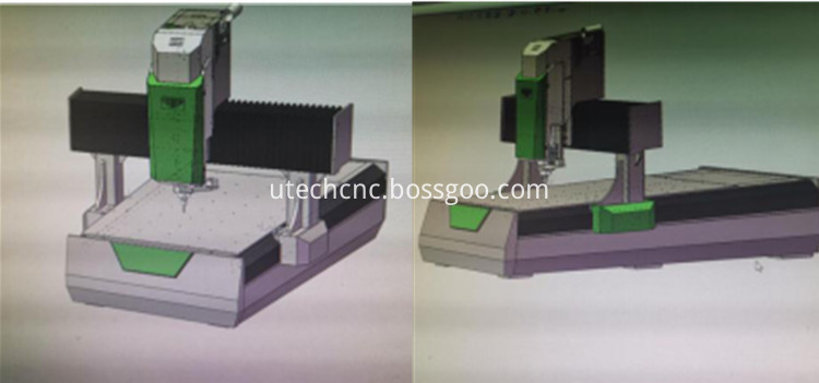 Can be customized! Your needs + our design = unique machine!