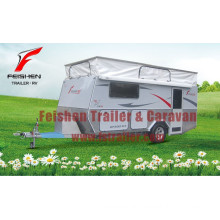 """Alcedo"" Pop-top Caravan (On-road & Off-road)"
