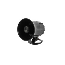 10 Years for Warning Siren FBES86105 12V 1TONE 6TONE 15W 100DB Car siren supply to French Guiana Factory