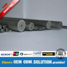 Aleación de carburo de tungsteno Aleación de tungsteno Varilla de aleación Rod Carbide Rod
