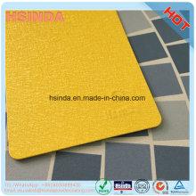 Resina de alta calidad de la resina del DSM del grano de agua grande de la arruga Textura de la piel del cocodrilo Acabado de la capa del polvo