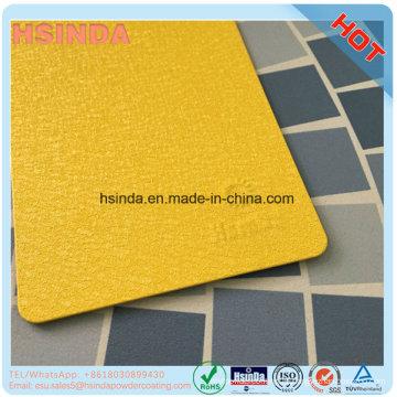 High Quality Dsm Resin Big Wrinkle Water Grain Crocodile Skin Texture Finish Powder Coating