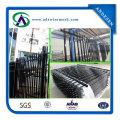 Pool Fence/ Tubular Steel Fence/ Steel Slat Fence