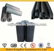 Flexible elastomeric foam rubber materials