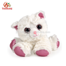 stuffed animal lifelike cute cat plush toy