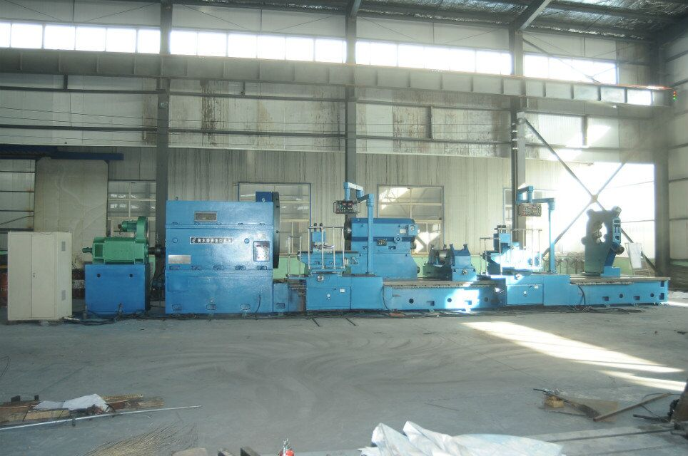 Horizontal lathe machine parts