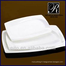 """Plaque rectangulaire en céramique de cuisine 10 """"12"""" 14 """"16"""""""