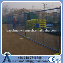 2014 hot sale 2.1m*2.4m temporary fence new product for Canada Market