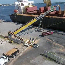 Ske Frac Sand Rubber Conveyors 40 Inch for Latin America