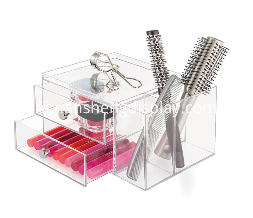 Clarity Makeup Cosmetic Organizer