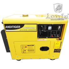 6.5kVA/7kVA/8kVA Sound Proof Kipor Diesel Generator
