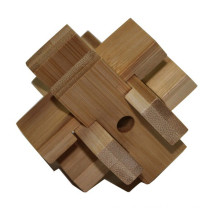 Promotional Bamboo Chinese Kongming Locks for adult