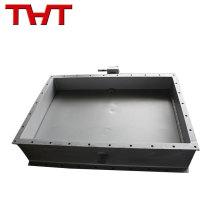 Produit innovant DN100 - DN3000 amortisseur d'air électrique à effet de serre
