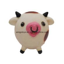2016 Custom Zoo Animal Plastic Toys