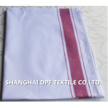 Wholesale High Quality 100% Cotton Stripe Kitchen Towel (DPH7711)