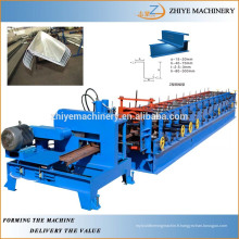 ZY-Steel Structural Z Purlin Roll formant la machine