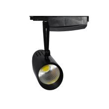 20W 30W 40W 15wcob светодиодный трек свет коммерческого освещения с высоким CRI