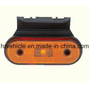 Oval Shape LED Side Clearance Lamp