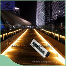 15W RGB 220V luz enterrada del LED