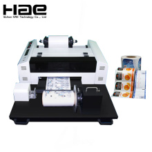 Roll To Roll Inkjet Label Printer Machine