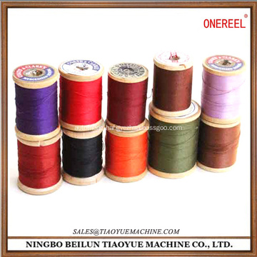 Plastic Polyester yarn spool