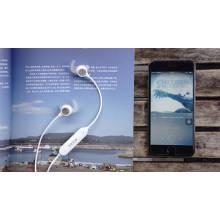 Auricular Mini Soft Touch Blanco Bluetooth G1